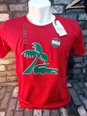 Camisetas Luxo Premium Multimarcas  - Foto 3