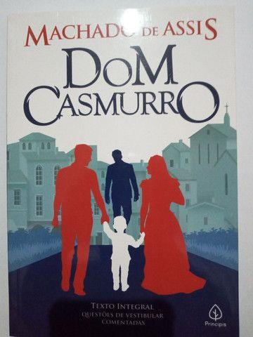 Livro: Dom Casmurro- Machado de Assis