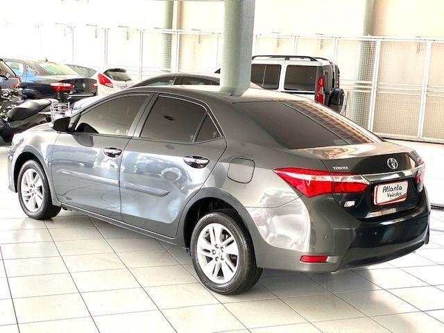Toyota Corolla Gli 2016/2017 - Automático - único dono !!! - Foto 4