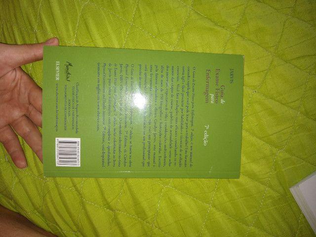 Livro de exame físico para enfermagem - Foto 3