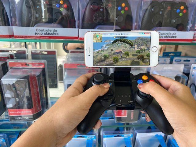 Gamepad Ipega- NOVO - Foto 2
