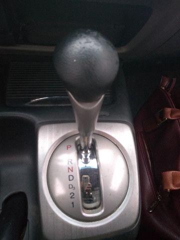 Honda New Civic lxs sedan completo automático flex ano 2010 - Foto 3
