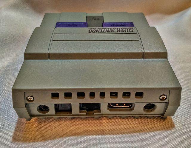 Video game Retrô 2 controles sem fio 33 mil jogos - Foto 5