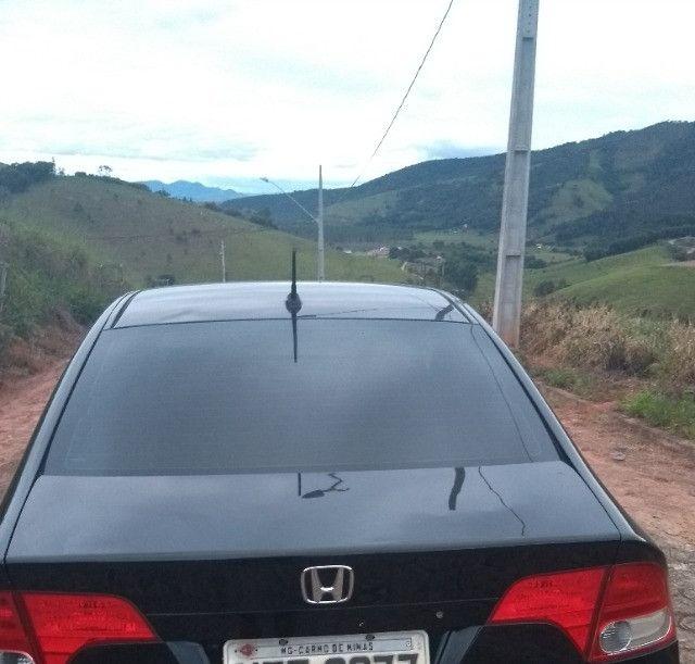 Honda New Civic lxs sedan completo automático flex ano 2010 - Foto 2