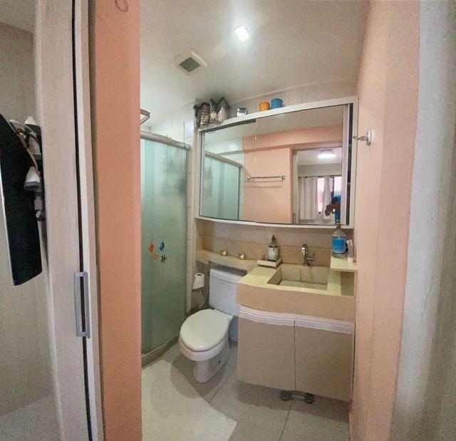 Excelente apartamento,92m2-3Qtos+1DCE-Capim Macio - Foto 16