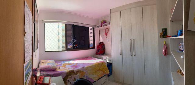 Excelente apartamento,92m2-3Qtos+1DCE-Capim Macio - Foto 13