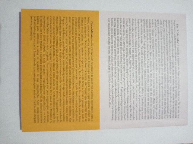 Livro: A viuvinha & cinco minutos - José de Alencar  - Foto 2