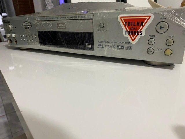 Player DVD Karaokê philco mod. dvp 2500 OFERTA HOJE