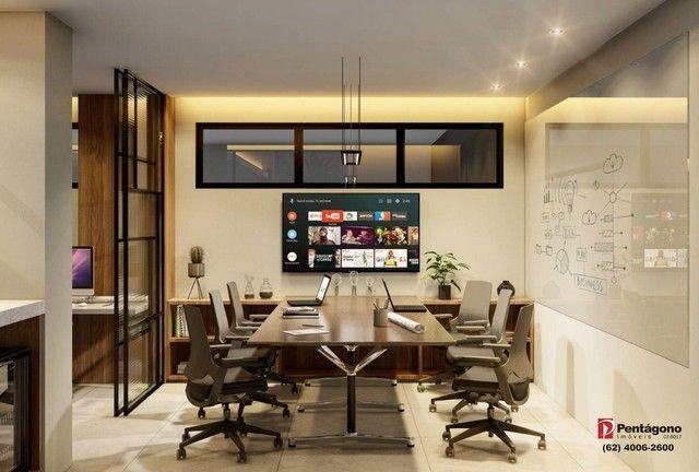 Apartamento à venda com 2 dormitórios em Setor oeste, Goiânia cod:24065 - Foto 18