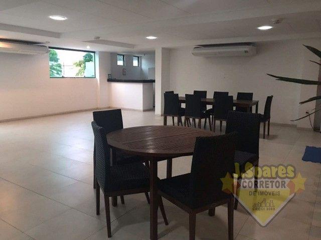 Manaíra, Mobiliado, 2 quartos, suíte, 63m², R$ 3.100, Aluguel, Apartamento, João Pessoa - Foto 6