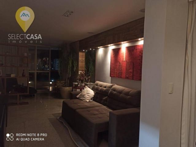 Apartamento 4 quartos em Jardim Camburi sendo 1 por andar - Foto 3