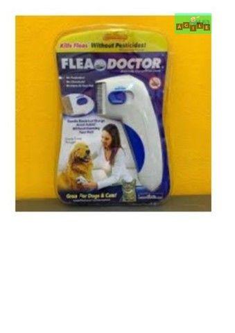 Escova Elétrica Anti Pulgas Carrapatos Piolho P Cães E Gato - Foto 5