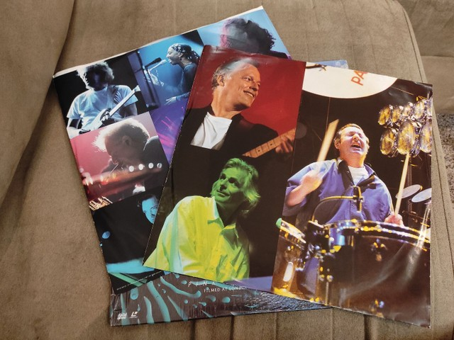 Laser Disc- Pink Floyd Pulse  - Foto 3