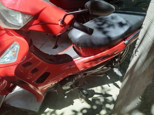Moto kasinsky. Ano 2011 - Foto 2