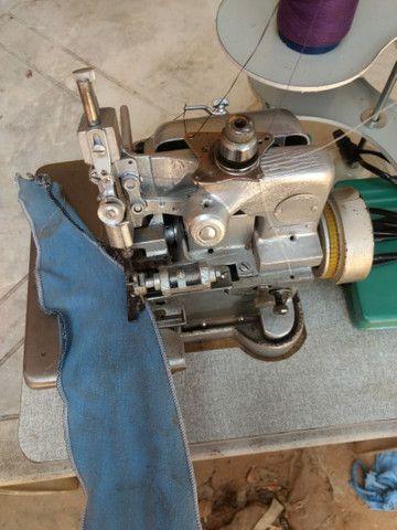 Máquina de Costura Overloque  - Foto 2