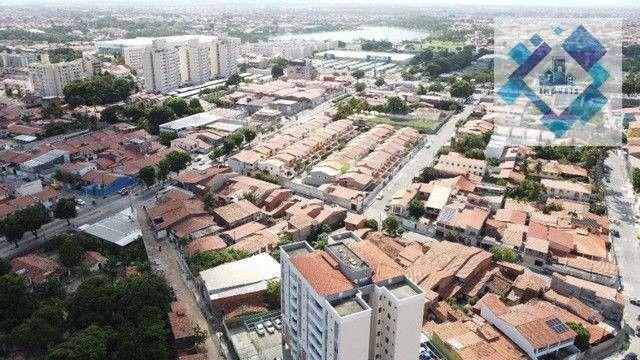 Apartamento com 3 dormitórios à venda, 65 m² por R$ 250.000 - Maraponga - Fortaleza/CE - Foto 4