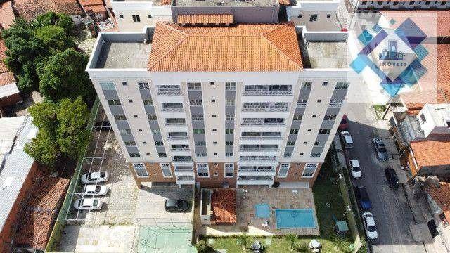 Apartamento com 3 dormitórios à venda, 65 m² por R$ 250.000 - Maraponga - Fortaleza/CE - Foto 9