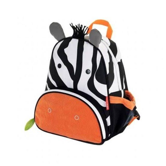 Mochila mochila zoo zebra skip hop