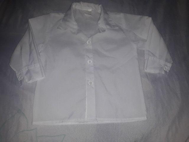 Blusas social veste ate 1 ano de idade masculina
