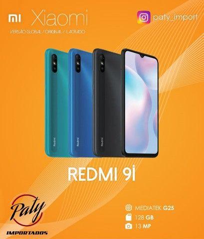 Xiaomi Redmi 9i 128GB Pronta Entrega - Paty Importados