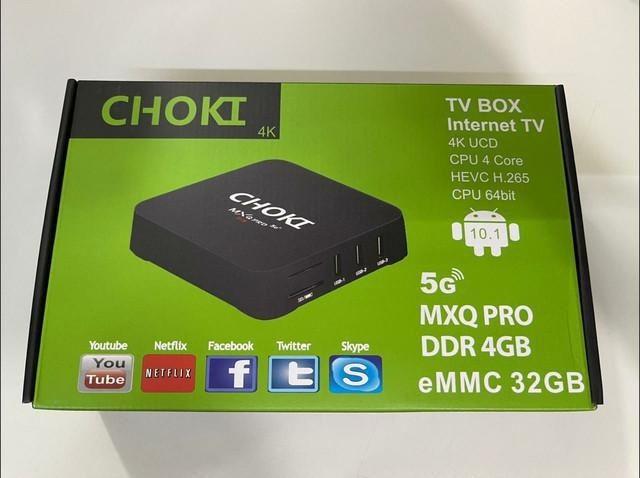 Aparelho tv box smart 32 GB
