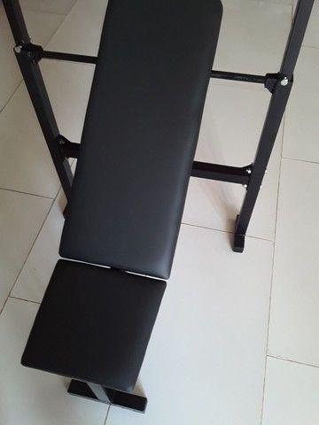 Aparelho De Musculação Mesa De Supino  - Foto 2