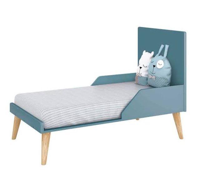 Vendo berço/mini cama semi novo - Foto 2