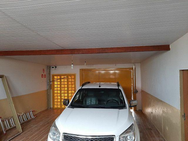 Vendo ou troco casa em terenos.ms. por chácara  - Foto 3