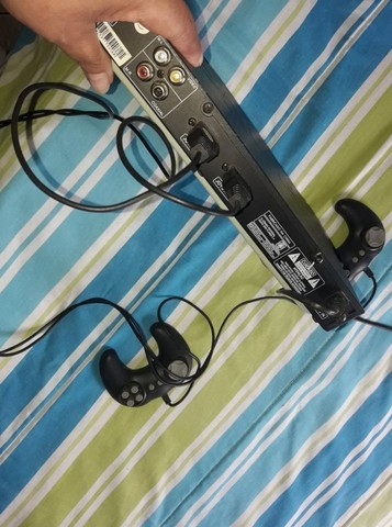 Dvd Player Game Ph170 372 Jogos - Philco....zap * - Foto 6