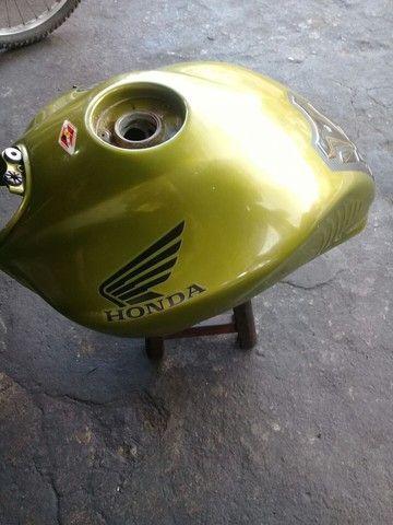 Tangue  de hornet 600f ano 2012 - Foto 4