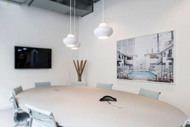 Um ambiente de escritório com o tamanho ideal para o que você precisa. - Foto 3