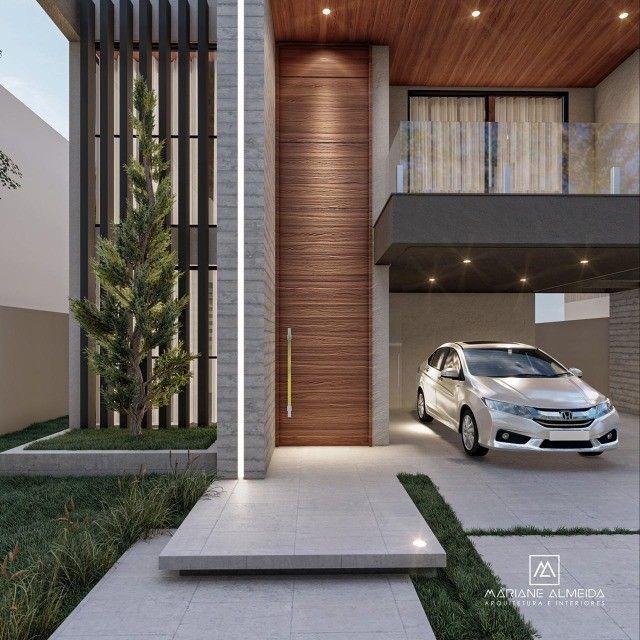 Casa moderna de 5 quartos sendo 2 suítes no condomínio Terras Alphaville. - Foto 2