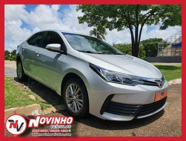 Toyota Corolla Gli 1.8 Aut. 2018/2019 - Foto 12