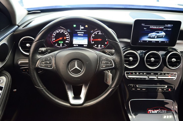 Mercedes C180 1.6 Turbo 156 Cv Automatica 66.000 Km - Foto 12