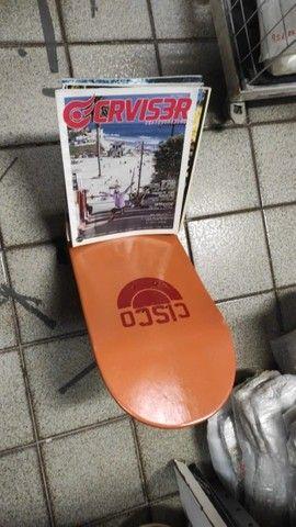 Porta Objeto Cisco Shape de Skate Reciclado - Foto 2