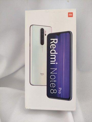 Redmi Note 8 PRO da Xiaomi.. oportunidade única.. Novo Lacrado com pronta Entrega