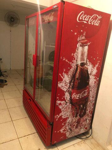 Explositor coca cola zap * - Foto 5