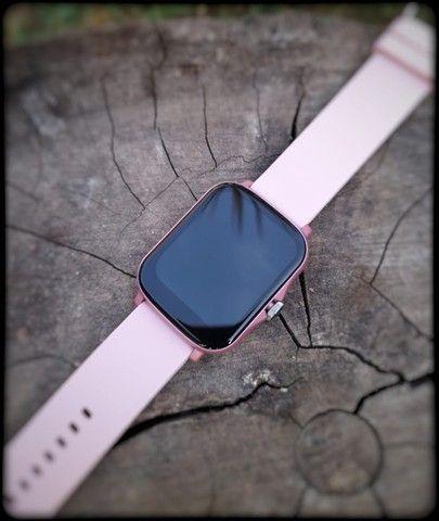 Relógio Smartwatch P8 Plus 2021 Notificações/Esportes/Saúde  - Foto 6