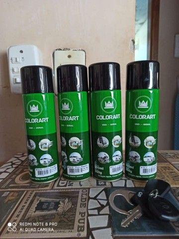Vendo tinta spray colorart - Foto 2