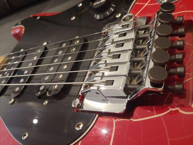 Guitarra Tagima Assignure Juninho Afram - Foto 4