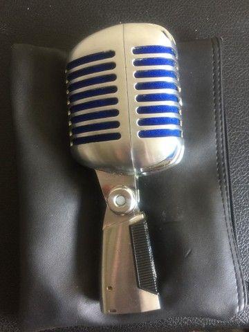 Microfone Shure Super 55  - Foto 3