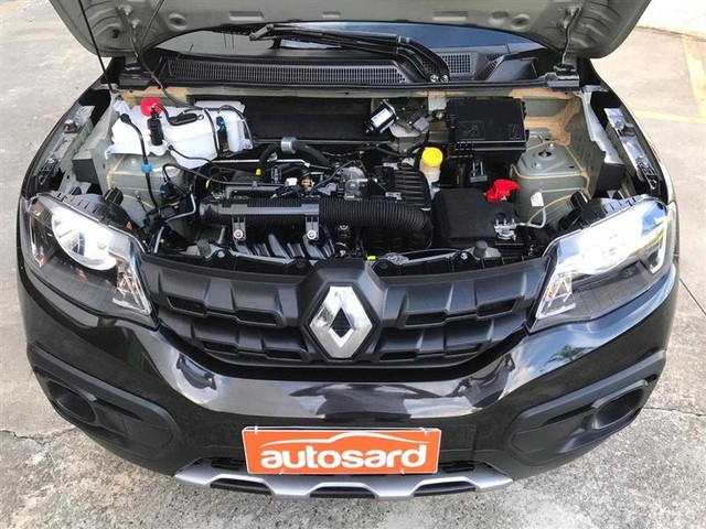RENAULT KWID 1.0 12V SCE FLEX OUTSIDER MANUAL - Foto 11