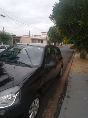 Clio - 2014 Financiado - R$ 7.490,00 - 42 de 699,00 - Foto 2