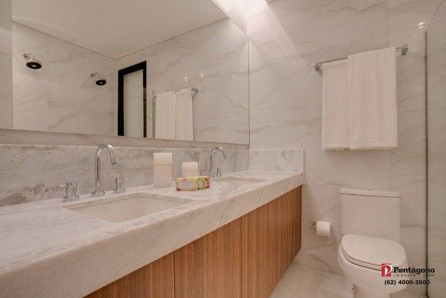 Apartamento à venda com 2 dormitórios em Setor oeste, Goiânia cod:24065 - Foto 7