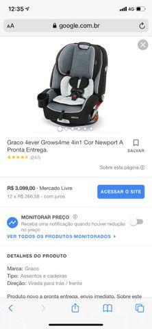 Cadeira de carro GRACO  - Foto 3