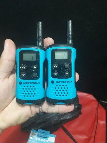 Rádio comunicador Motorola