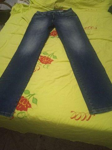 Várias calças semi nova - Foto 4