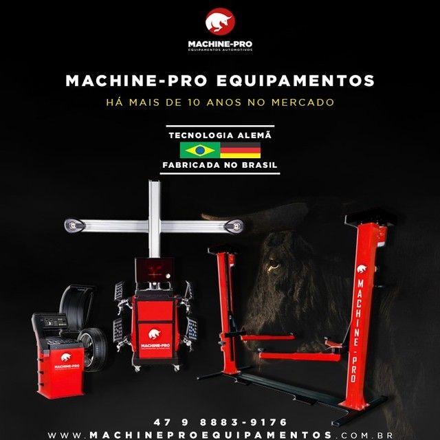 Elevador para 2,5 Toneladas   Machine-Pro   Equipamento Novo - Foto 2