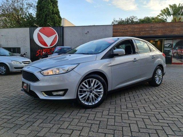 Ford Focus SE Automatico!! Baixo Km!!