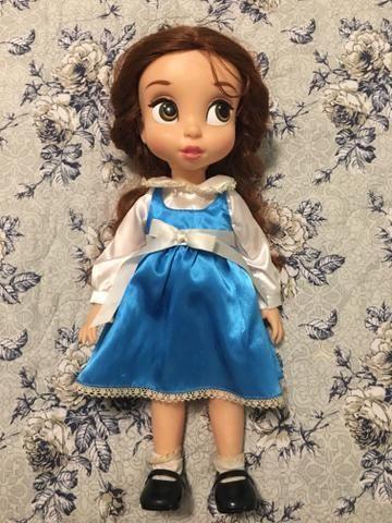 Boneca Bella ORIGINAL - Coleção Disney Animators